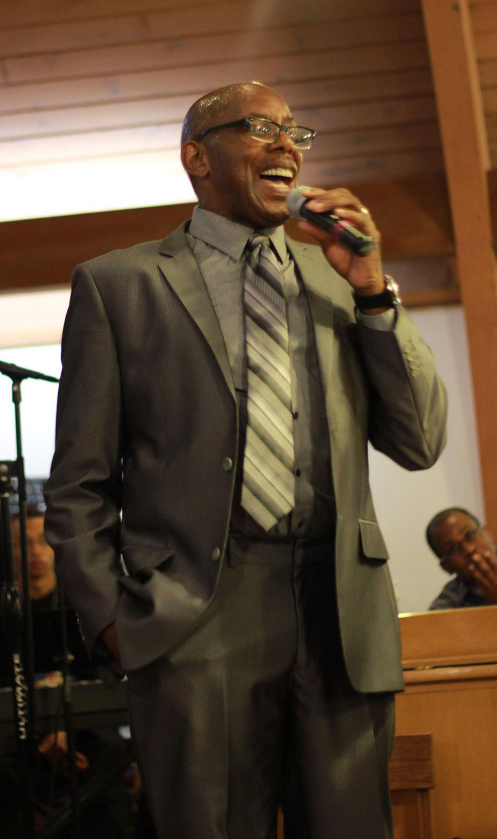 Pastor Robert McCathern - Joy Tabernacle